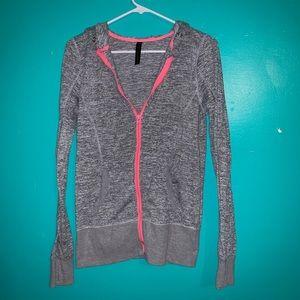 Sweaters - Zip Sweater